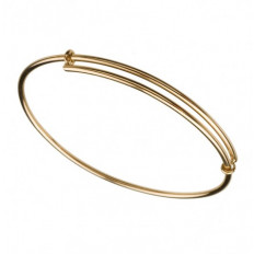 Bracelet Or jaune - Jonc Bébé