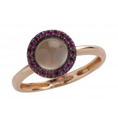 Bague Or rose - CANDY