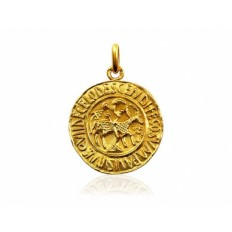 Medaille Hostie de Carthage