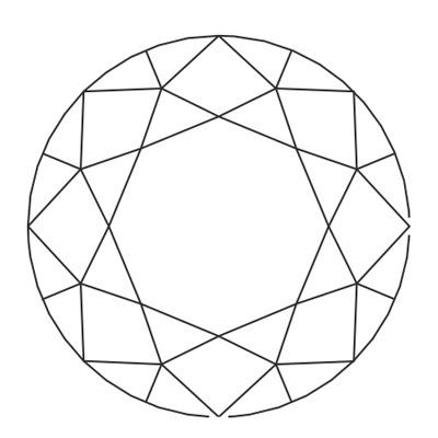 Diamant purete IF - Pimento.fr