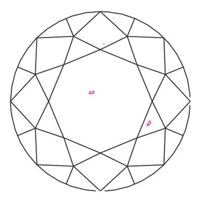 Diamant purete VS - Pimento.fr