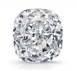 Diamant taille Coussin - carré bords arrondis
