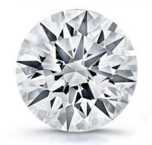 Diamant taille Brillant - rond